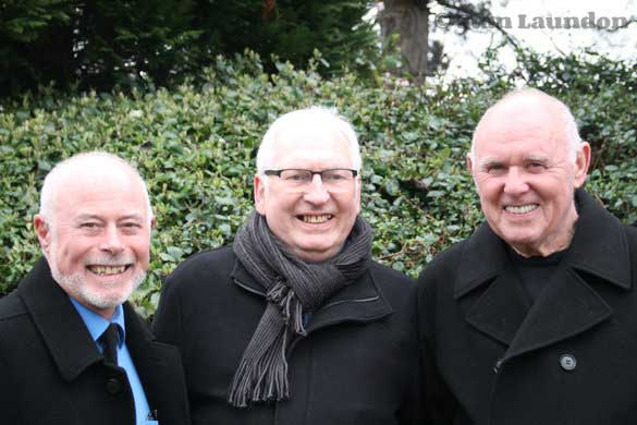 Tony Kindlan, Billy Talbot & Alan Lindridge