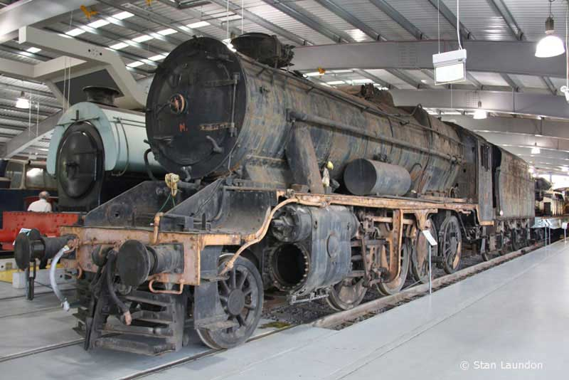 STEAM - engines of days gone by!