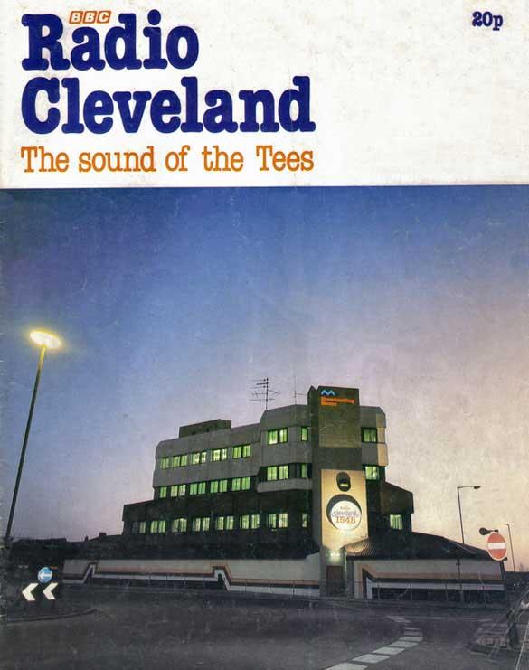 BBC RADIO TEESSIDE - the birth of local radio on Teesside